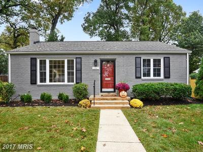 Silver Spring Single Family Home For Sale: 11517 Soward Drive