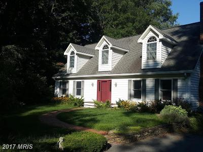 Montgomery Single Family Home For Sale: 18611 Mink Hollow Road