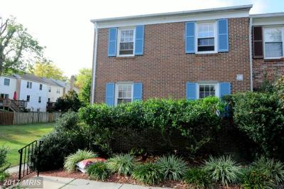 Montgomery Townhouse For Sale: 28 Chantilly Court