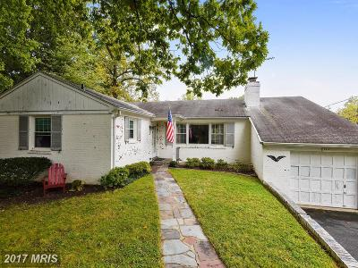 Montgomery Single Family Home For Sale: 7315 Lynnhurst Street
