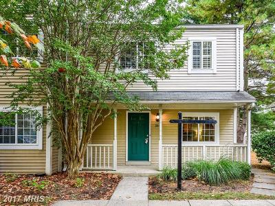 Montgomery Townhouse For Sale: 11441 Ledbury Way