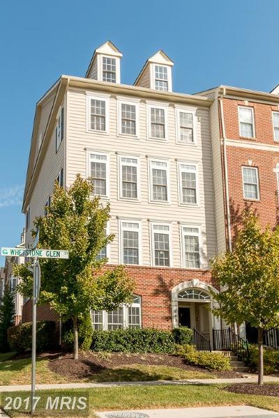Montgomery Townhouse For Sale: 649 Whetstone Glen Street