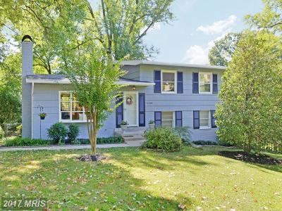 Kensington Single Family Home For Sale: 11409 Cam Court