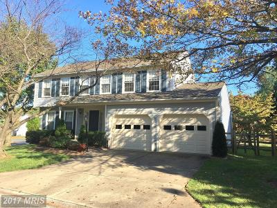 Gaithersburg Single Family Home For Sale: 237 Grange Hall Drive