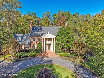 Single Family Home For Sale: 8723 Persimmon Tree Road