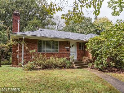 Montgomery Single Family Home For Sale: 1420 Flora Terrace