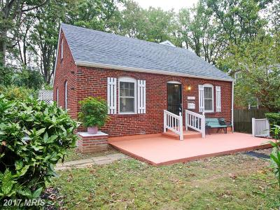 Montgomery Single Family Home For Sale: 3107 Plyers Mill Road
