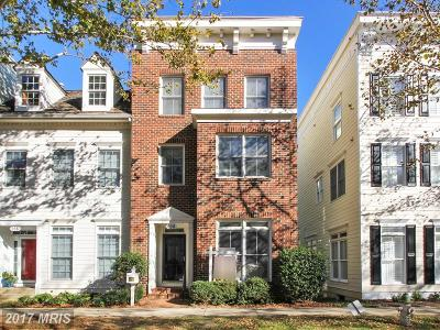 Gaithersburg Townhouse For Sale: 308 Inspiration Lane