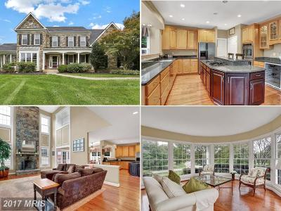 Gaithersburg Single Family Home For Sale: 19117 Peach Blossom Court