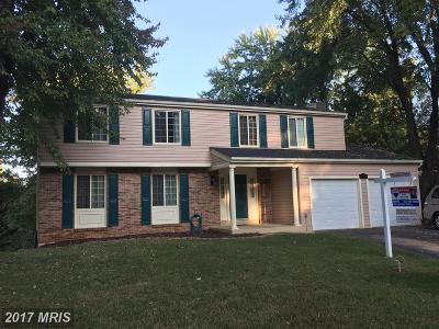 Gaithersburg Single Family Home For Sale: 413 Rock Lodge Road