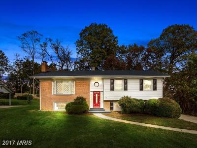 Silver Spring Single Family Home For Sale: 916 Venice Drive