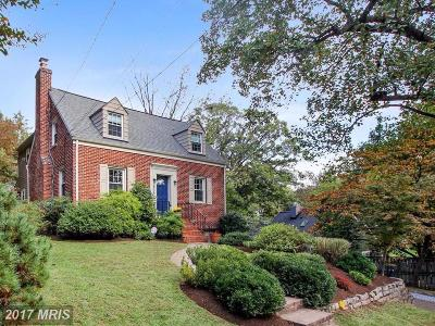 Silver Spring Single Family Home For Sale: 805 Rowen Road
