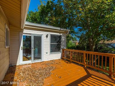 Rockville Single Family Home For Sale: 11807 Smoketree Road
