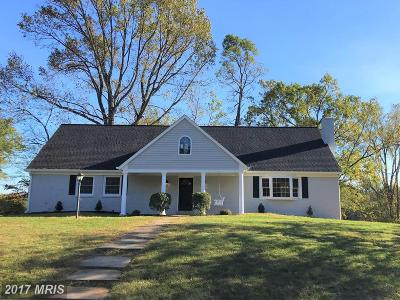 Silver Spring Single Family Home For Sale: 312 Eldrid Drive