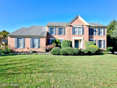 Silver Spring Single Family Home For Sale: 14812 Village Gate Drive