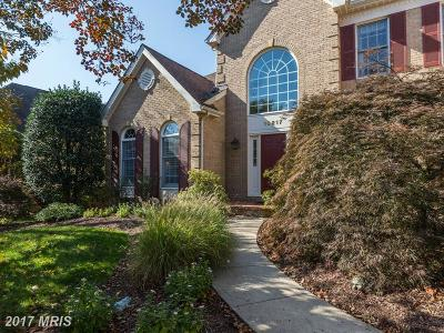 Rockville MD Single Family Home For Sale: $1,259,000