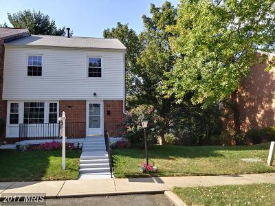 Gaithersburg Townhouse For Sale: 20 Fenceline Drive