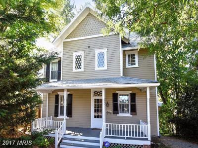 Olney Townhouse For Sale: 17419 Gallagher Way