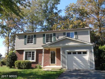 Olney Single Family Home For Sale: 4733 Brightwood Road