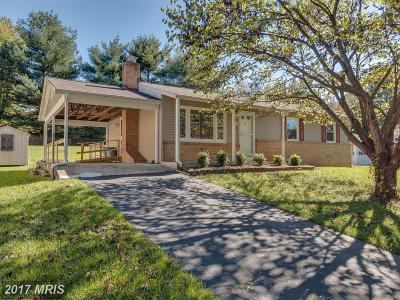 Gaithersburg Single Family Home For Sale: 12133 Suffolk Terrace