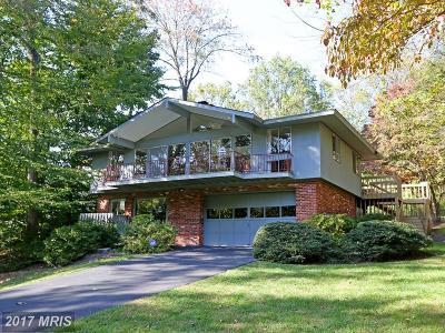 Bethesda Single Family Home For Sale: 6900 Heatherhill Road