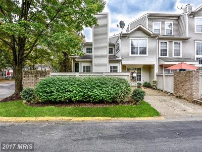 Montgomery Townhouse For Sale: 8714 Drexel Hill Place