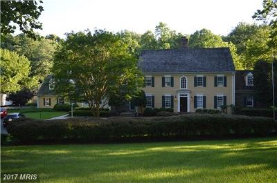 Potomac Single Family Home For Sale: 8803 Belmart Road