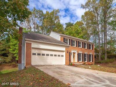 Silver Spring Single Family Home For Sale: 11301 Classical Lane