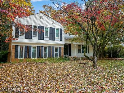 Gaithersburg Single Family Home For Sale: 20 Brighton Drive