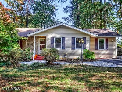 Gaithersburg Single Family Home For Sale: 24531 Etchison Drive