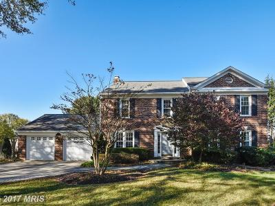 Rockville MD Single Family Home For Sale: $639,000