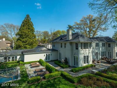Single Family Home For Sale: 5215 Edgemoor Lane