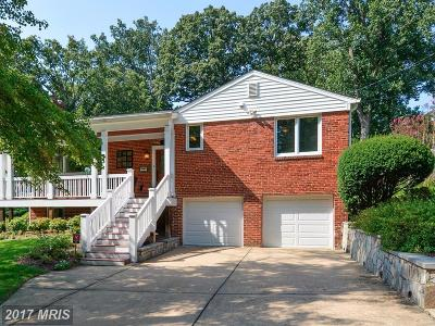 Silver Spring Single Family Home For Sale: 26 Eastmoor Drive