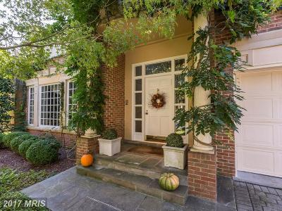 Potomac Single Family Home For Sale: 10038 Chartwell Manor Court