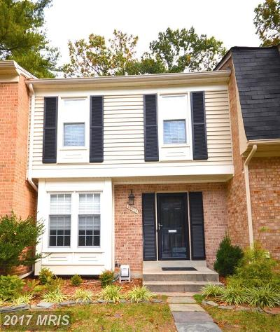 Gaithersburg MD Townhouse For Sale: $284,900