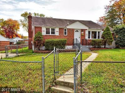 Rockville MD Single Family Home For Sale: $399,900
