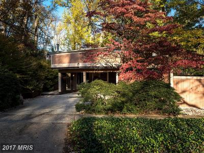 Silver Spring Single Family Home For Sale: 4020 Rickover Road