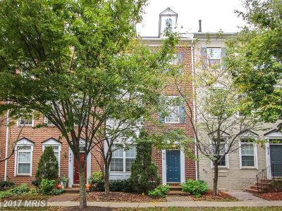 Rockville Townhouse For Sale: 910 Grand Champion Drive