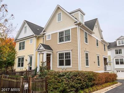 Silver Spring MD Townhouse For Sale: $799,000