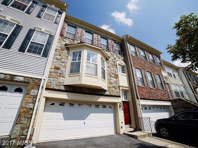 Damascus Townhouse For Sale: 25428 Paine Street