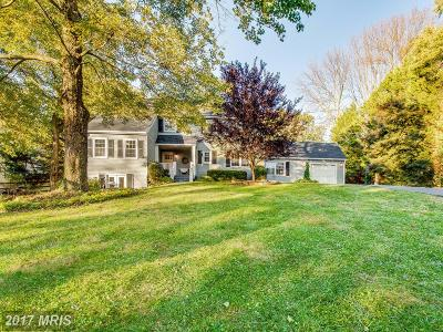 Brookeville, Olney Single Family Home For Sale: 3413 Colonial Court
