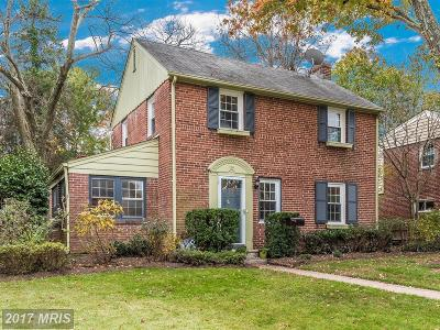 Silver Spring Single Family Home For Sale: 118 Normandy Drive