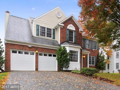Silver Spring Single Family Home For Sale: 1704 Westchester Drive