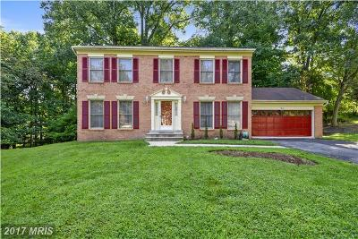 Silver Spring Single Family Home For Sale: 5 Hutchinson Court