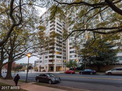 Chevy Chase Condo For Sale: 5500 Friendship Boulevard #1211N