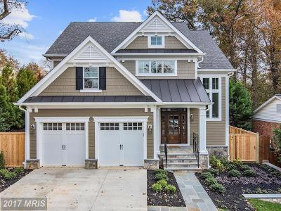 Single Family Home For Sale: 5700 Tanglewood Road