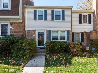 Olney MD Townhouse For Sale: $264,900