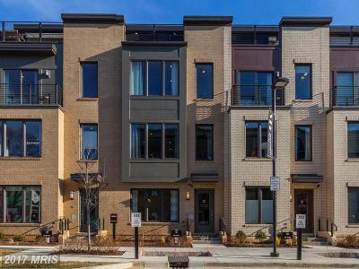 Montgomery Townhouse For Sale: 10366 Jacobsen Street #CALVIN