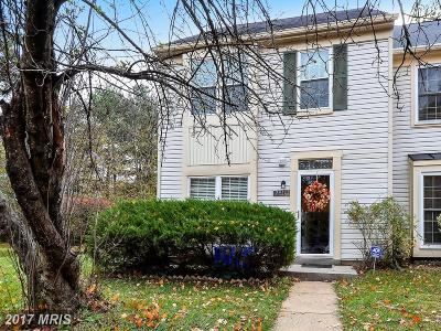 Silver Spring Townhouse For Sale: 2911 Strauss Terrace