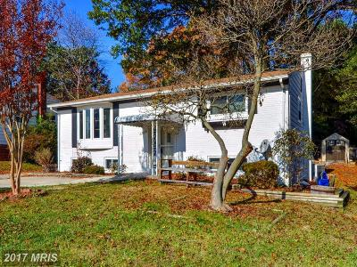 Rockville Single Family Home For Sale: 5009 Randolph Road